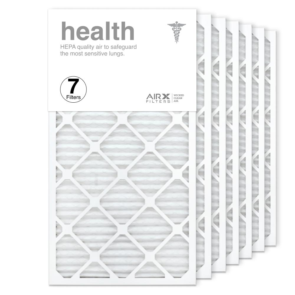 16x30x1 AIRx HEALTH Air Filter, 7-Pack