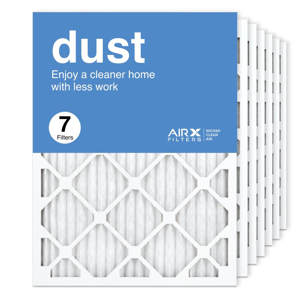 18x24x1 AIRx DUST Air Filter, 7-Pack