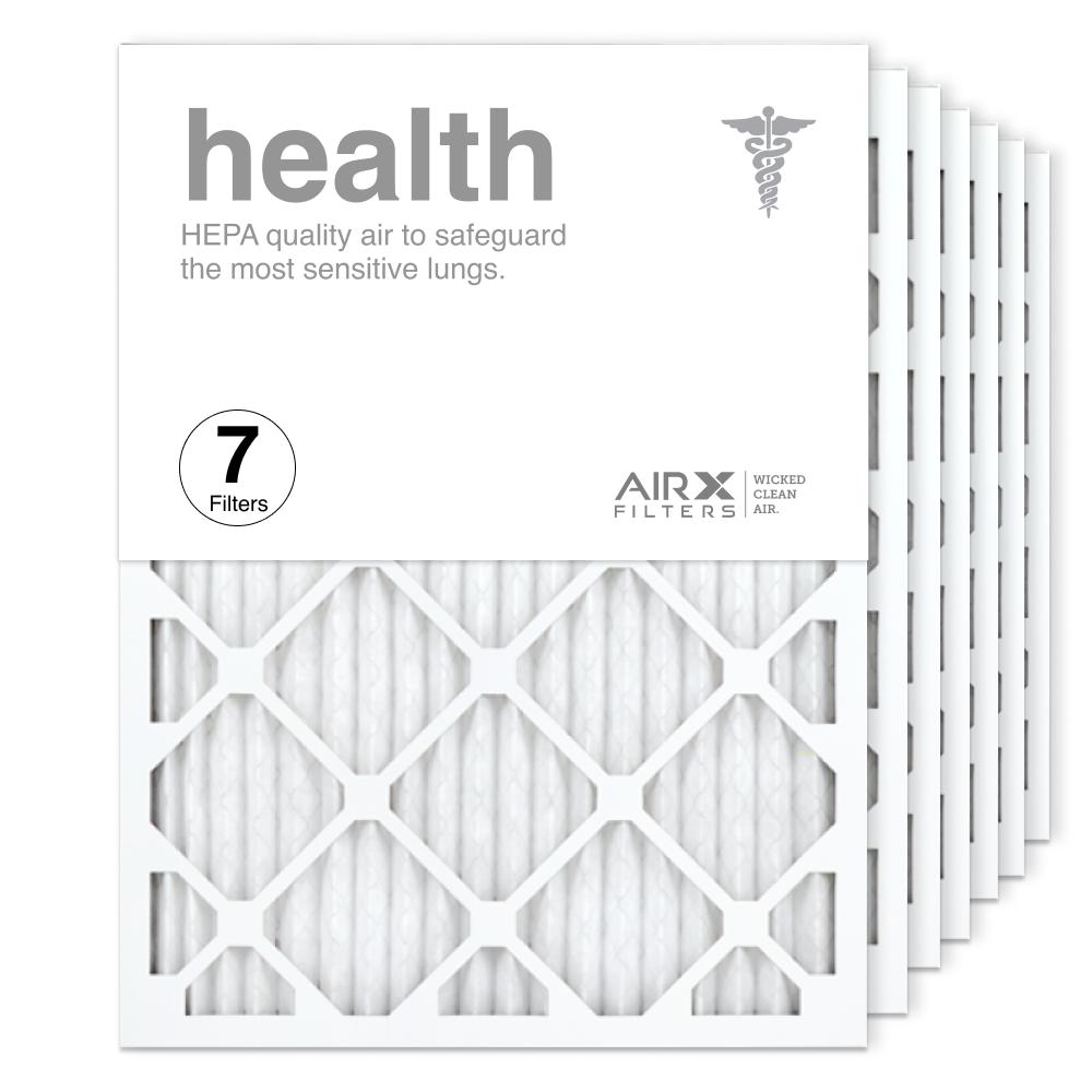 18x24x1 AIRx HEALTH Air Filter, 7-Pack