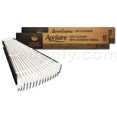 "Aprilaire #810 High Efficiency Filtering Media -  20"" x 25"""