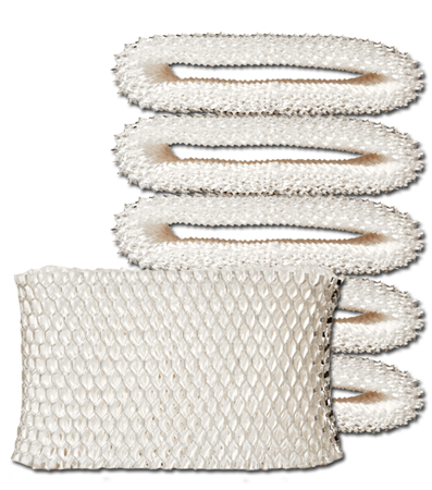 Replacement Filter Wick for Honeywell Portable Humidifiers - HAC-504, WF2 4-Pack