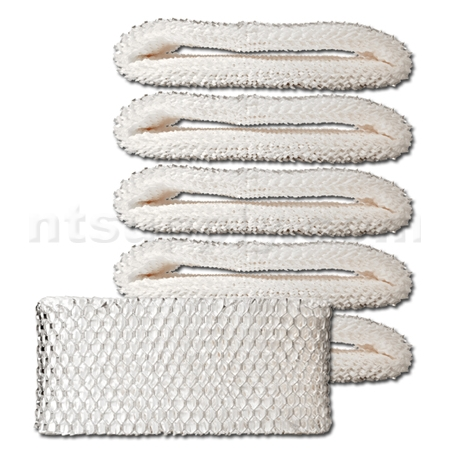 Replacement Filter Wick for Holmes Portable Humidifiers - HWF-62, 6-Pack