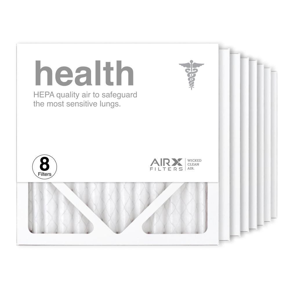 12x12x1 AIRx HEALTH Air Filter, 8-Pack