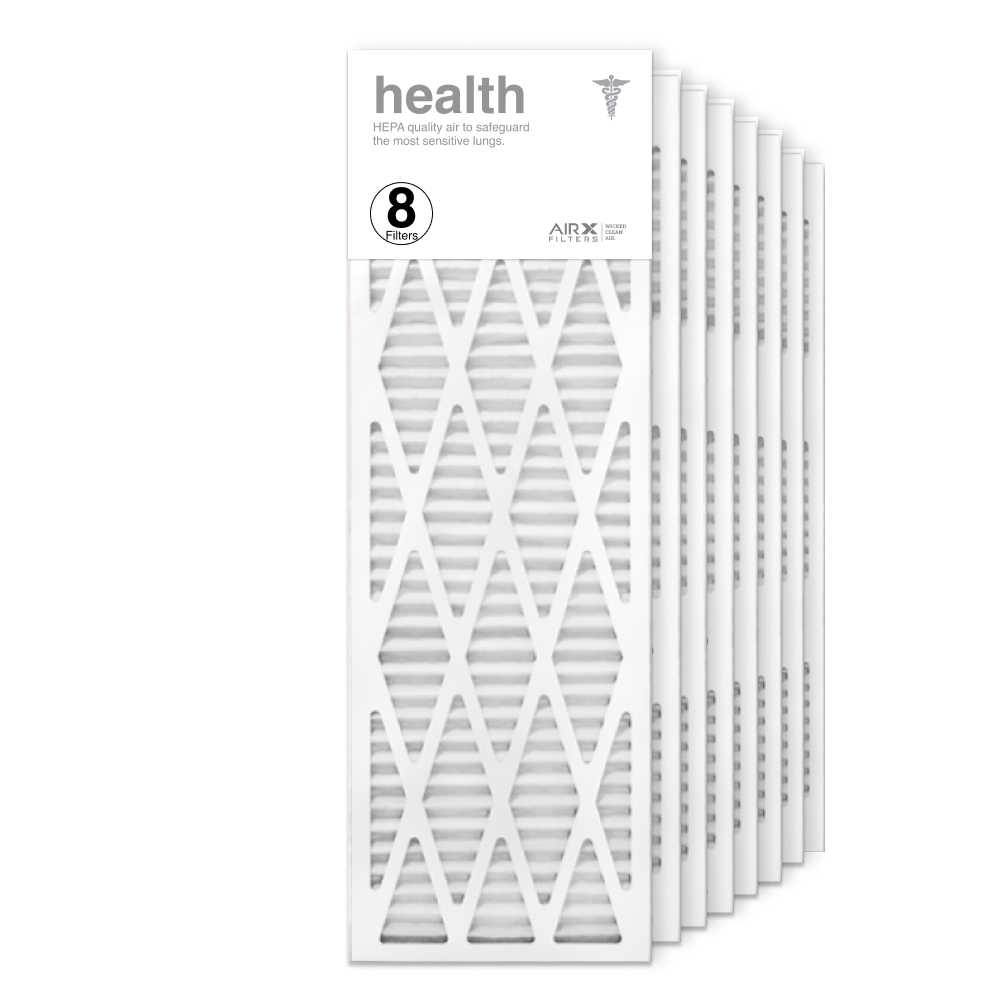 12x36x1 AIRx HEALTH Air Filter, 8-Pack