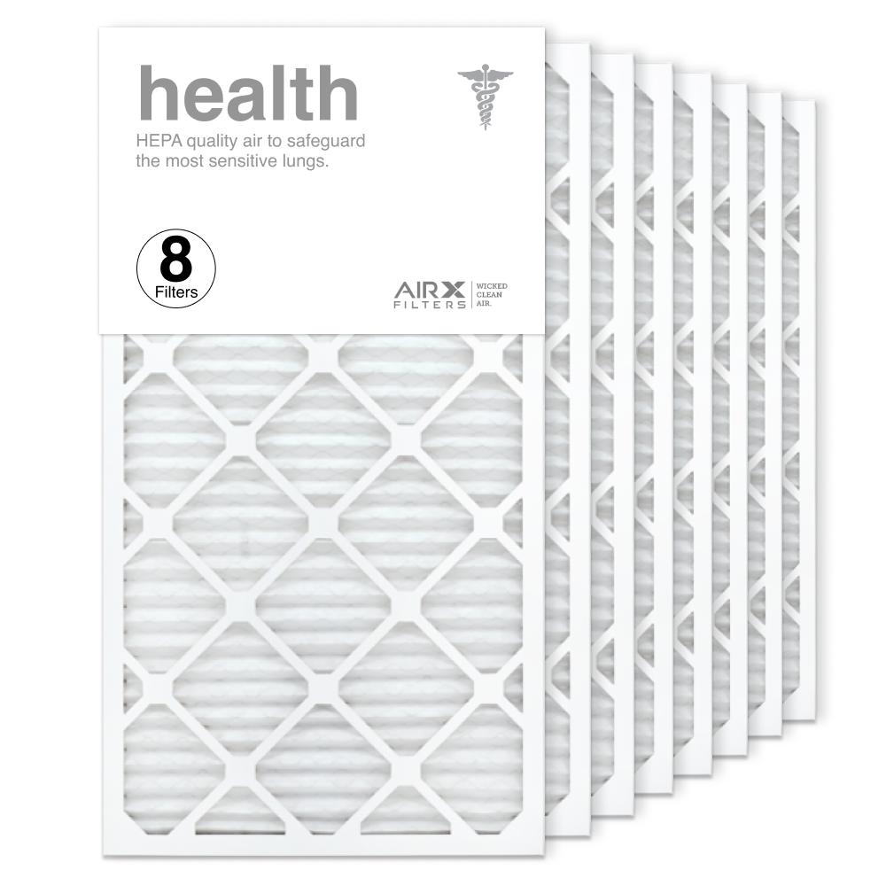 16x30x1 AIRx HEALTH Air Filter, 8-Pack