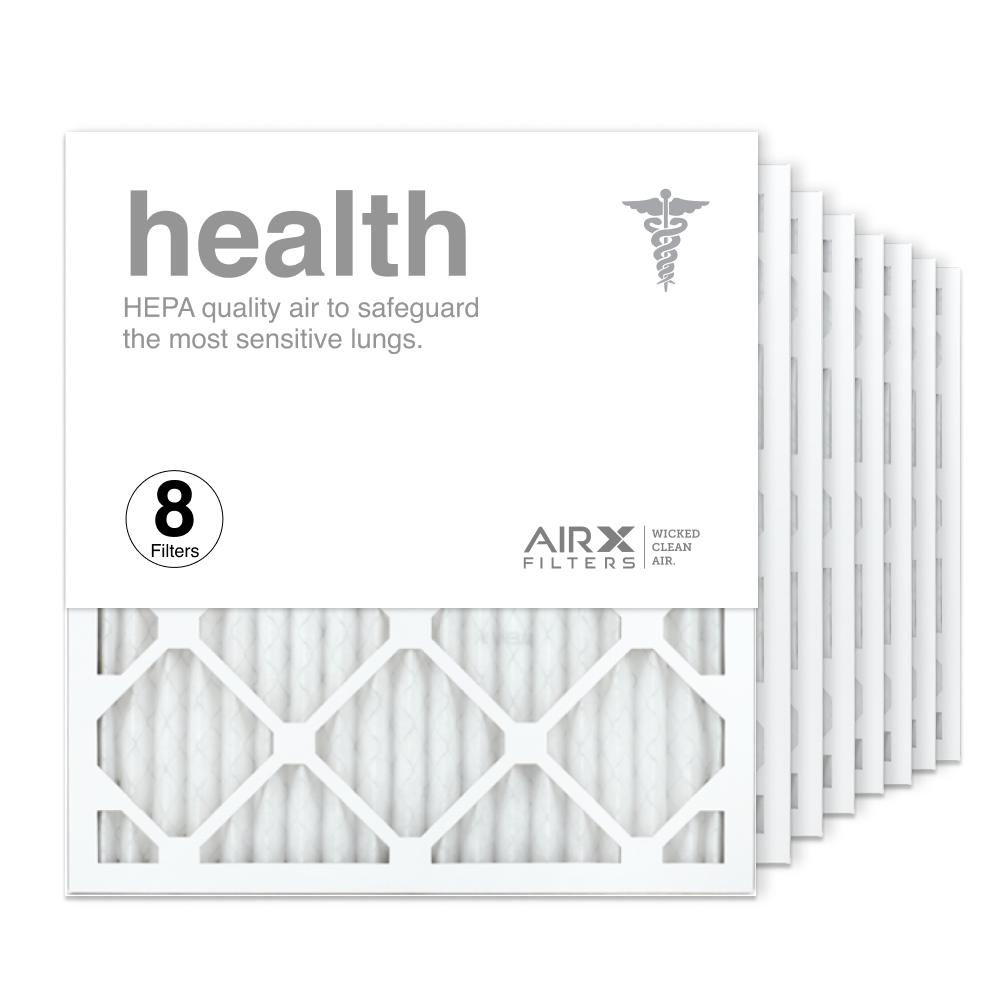 18x20x1 AIRx HEALTH Air Filter, 8-Pack