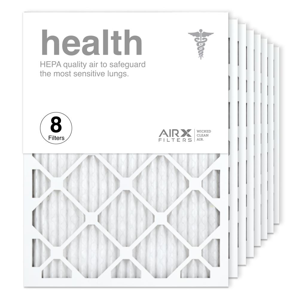 18x24x1 AIRx HEALTH Air Filter, 8-Pack