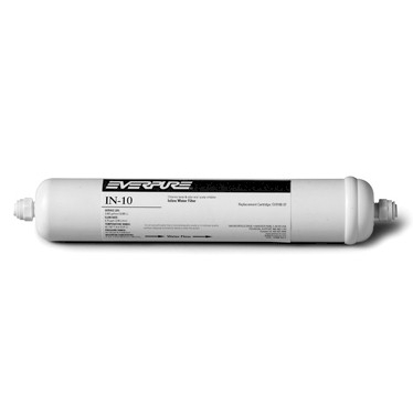 Everpure IN-12 Inline Water Filters With Fittings