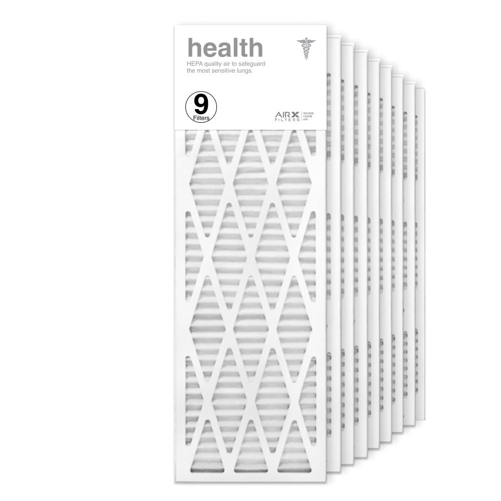12x36x1 AIRx HEALTH Air Filter, 9-Pack