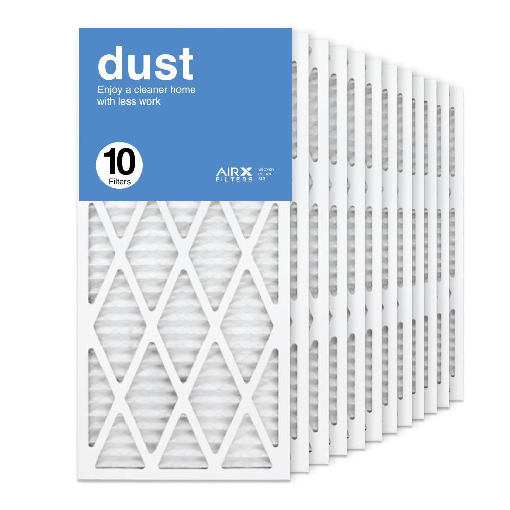 14x30x1 AIRx DUST Air Filter, 9-Pack