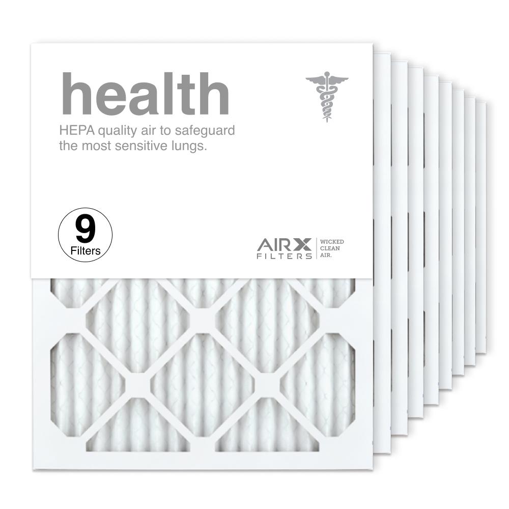 16x20x1 AIRx HEALTH Air Filter, 9-Pack