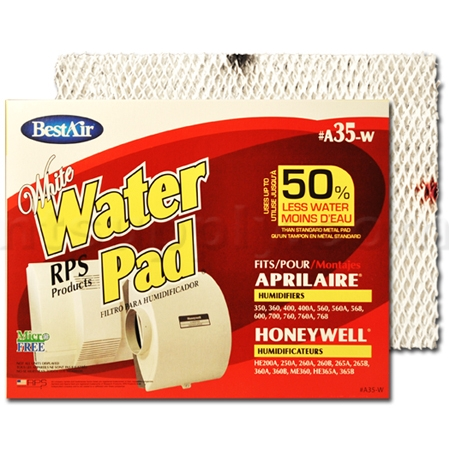 White Water Panel for Aprilaire and Honeywell Humidifiers (#35)