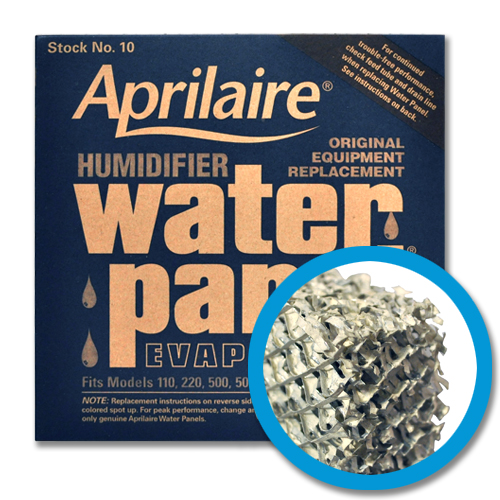 Aprilaire #10 Water Panel Evaporator, 2-Pack