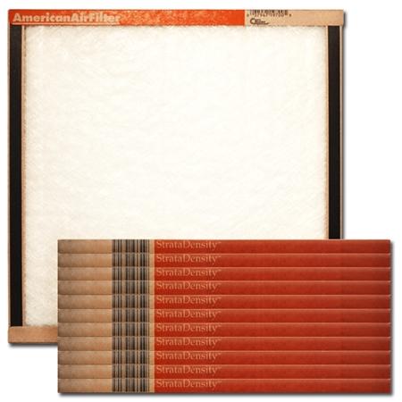 "Fiberglass 20"" X 20"" X 1"" Panel Filter"