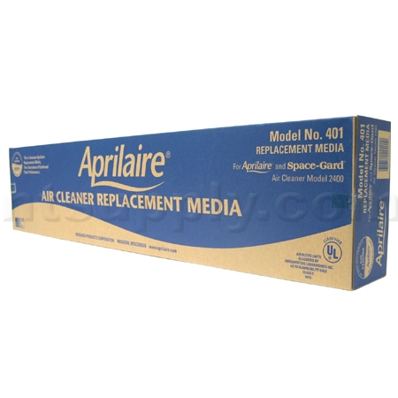 Aprilaire / Space-Gard #401 High Efficiency Filtering Media