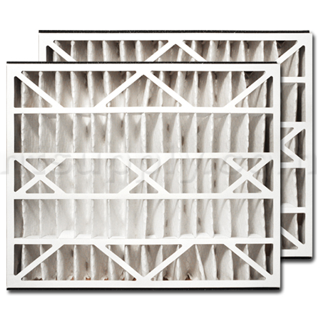20x25x5 AIRx DUST Field Controls # 46586000 Replacement Air Filter - MERV 8