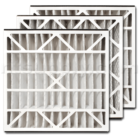 20x20x5 AIRx ALLERGY Field Controls # 46607000 Replacement Air Filter - MERV 11