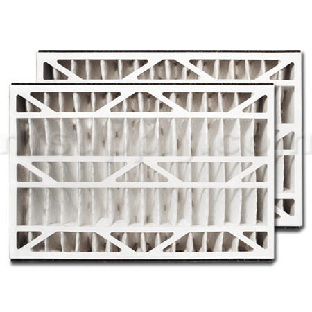 16x25x5 AIRx DUST Field Controls # 46585900 Replacement Air Filter - MERV 8