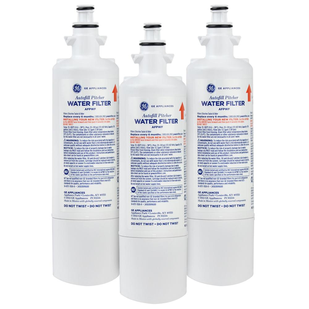 Ge Appliances Water Filter Afpwf Autofill Pitcher Filter Discountfilterscom