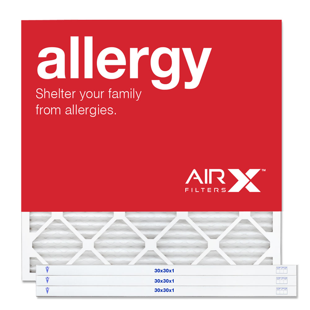30x30x1 AIRx ALLERGY Air Filter - MERV 11