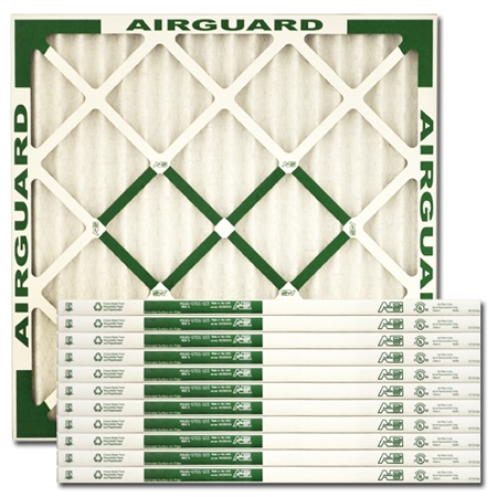 "Air Guard 16"" X 16"" X 1"" DP-40 Max Pleated Filter"