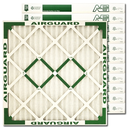 "Air Guard 25"" X 25"" X 2"" DP-40 Max Pleated Filter"