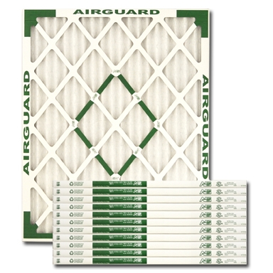 "Air Guard 20"" X 24"" X 1"" DP-40 Max Pleated Filter"
