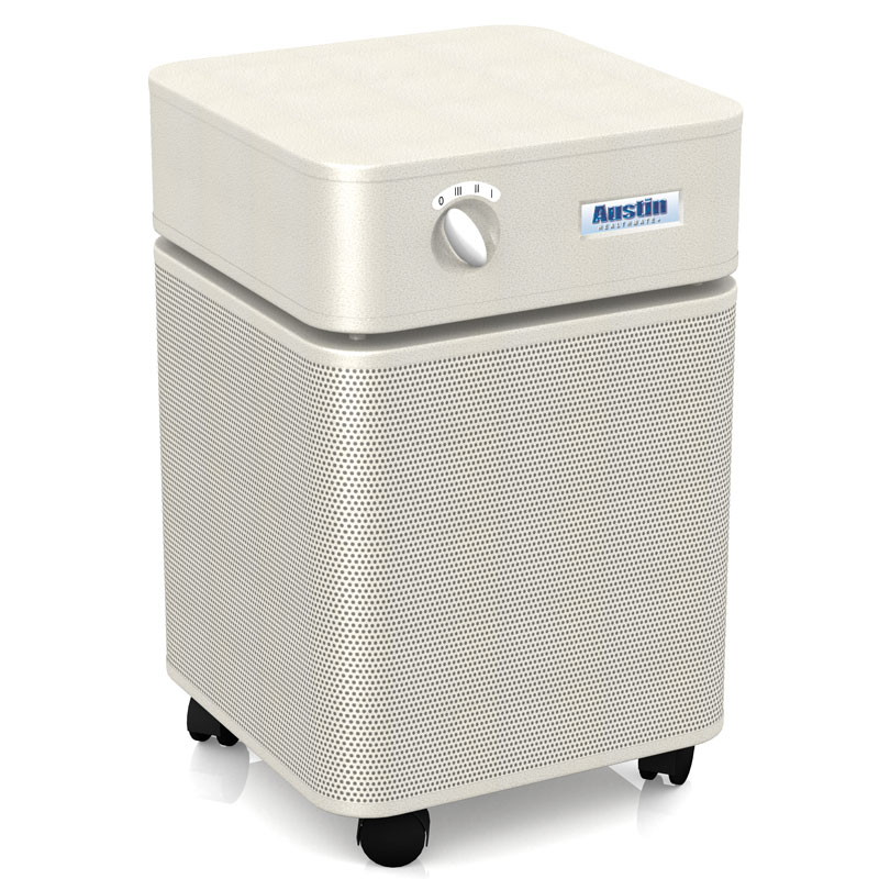 Austin Air Healthmate Plus - HEPA + Chemicals, Smoke & Odors - Large Room Air Purifier
