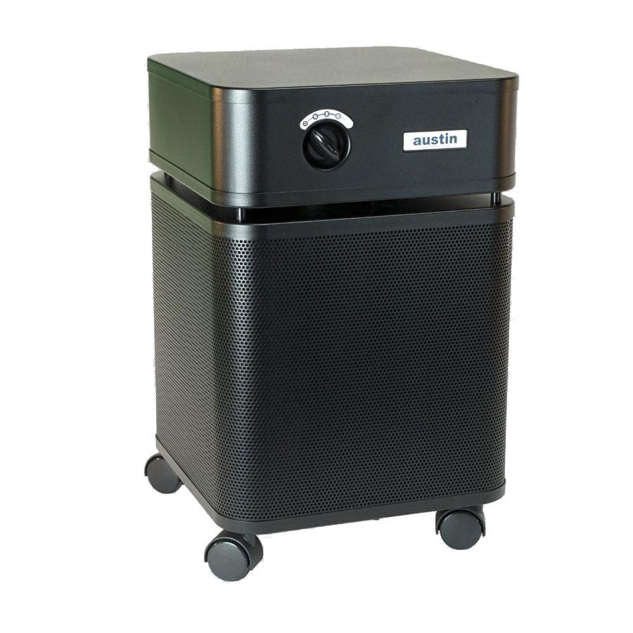Austin Air Healthmate HM400 Portable Air Purifier - Black
