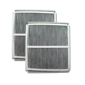 BM03144C micronAir Carbon Cabin Air Filter, 2-Pack