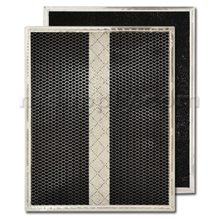 "Broan Model BPSF36 Non-Ducted Range Hood Filter - 10-3/4"" X 16-1/4"" X 3/32"""
