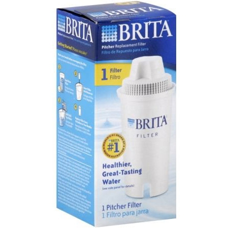 Brita Pitcher Filters - 4 Pack