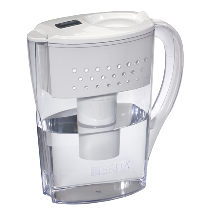 Brita SpaceSaver Filtered Water Pitcher