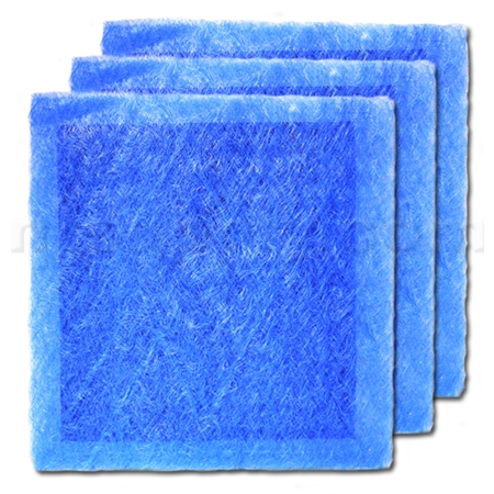 "Dynamic Equivalent Air Cleaner Refills - 25"" x 25"" x 1"" - 3 Pack"