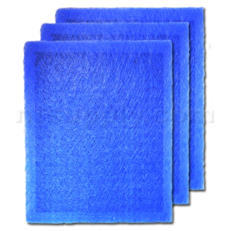 "Dynamic Air Cleaner Refills - 16"" x 20"" x 1"" - 3 Pack"