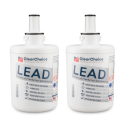 ClearChoice Replacement for Samsung DA29-00003G Filter -  Lead Reduction, 2-Pack