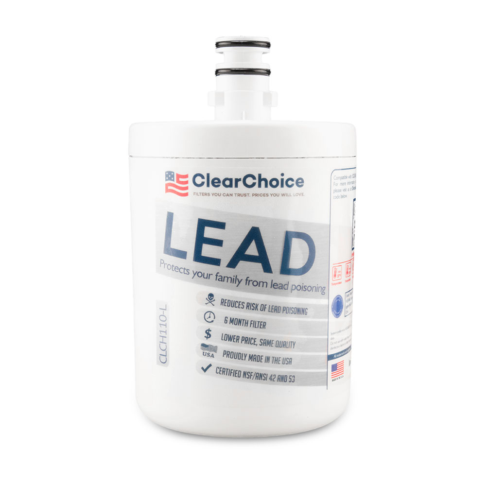ClearChoice Replacement for LG 5231JA2002A Filter -  Lead Reduction, 3-Pack