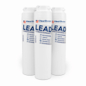 ClearChoice Replacement for GE MSWF Refrigerator Filter, Lead Reduction, 3-Pack