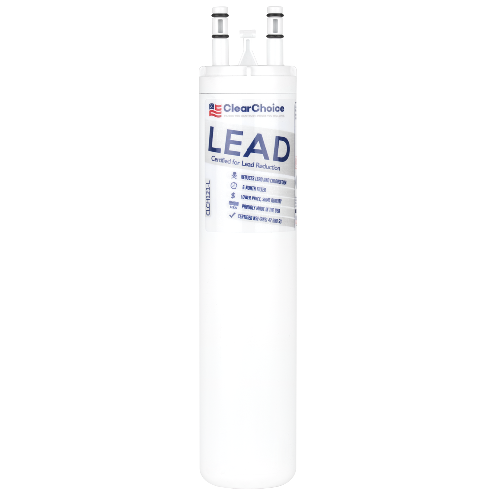 ClearChoice Replacement for ULTRAWF Refrigerator Water Filter, Lead  Reduction