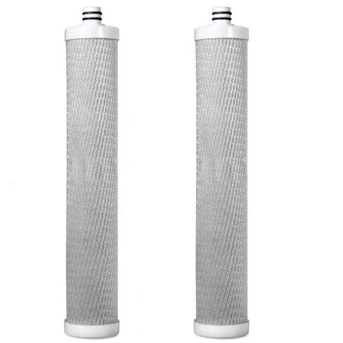 REPLACEMENT Split Carbon Pre Filter for CULLIGAN  RO Systems, 4-Pack