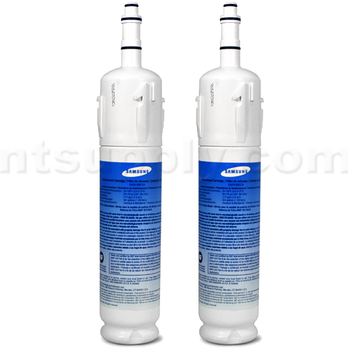 Samsung DA29-00012B Aqua Pure Plus Refrigerator Water Filter - 3-Pack