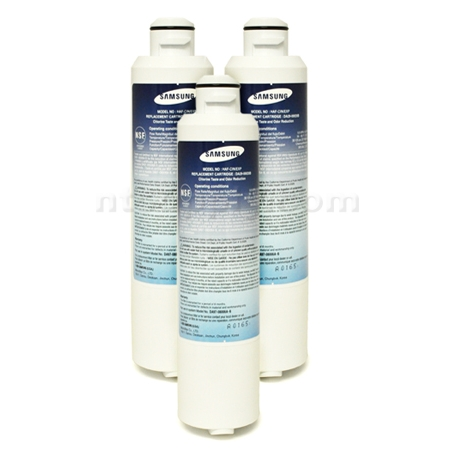 Samsung Refrigerator Water Filter (DA29-00020B), 3-Pack