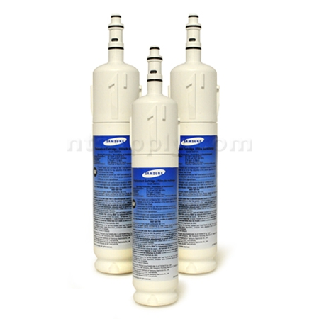 Samsung Aqua-Pure Plus Refrigerator Water Filter (DA29-00012B), 3-Pack