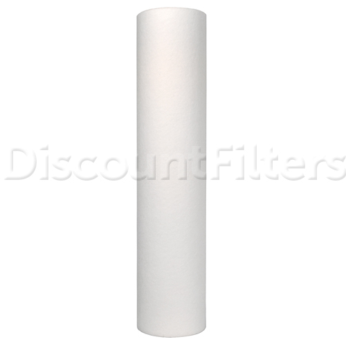 DGD-2501-20 Dual Density Sediment Filter - 25 / 1 Micron