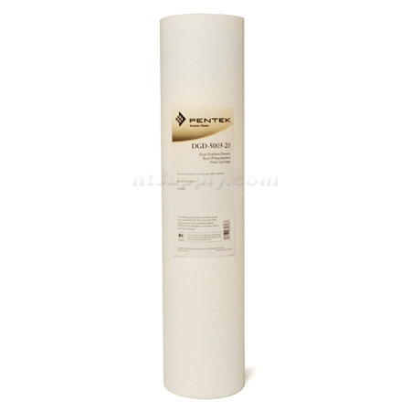 DGD-5005-20 Dual Density Sediment Filter - 50 / 5 Micron