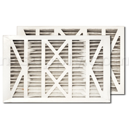 16x25x5 AIRx ALLERGY Honeywell FC40R1060 Replacement Return Grille Filter - MERV 11