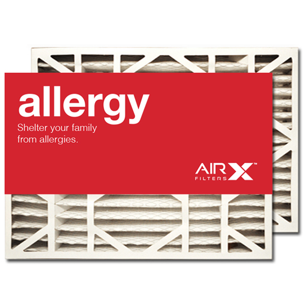 16x26x5 AIRx ALLERGY White Rodgers FR1400-100 Replacement Air Filter - MERV 11