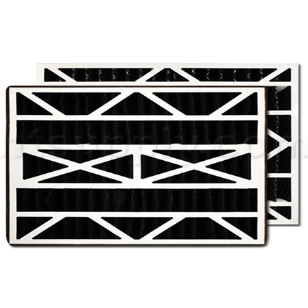"16"" x 25"" x 3"" Carbon Air Bear Cub Filter Replacement"
