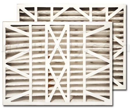 "16"" x 20"" x 4 3/8"" MERV 8 Honeywell Filter Replacement"