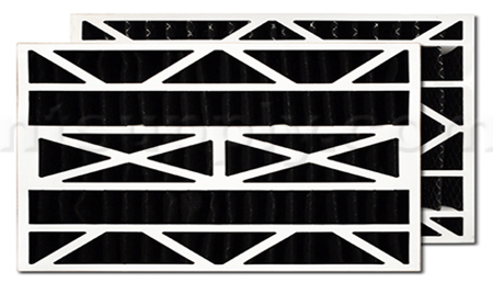 "16"" x 25"" x 4 3/8"" Carbon Honeywell Filter Replacement"